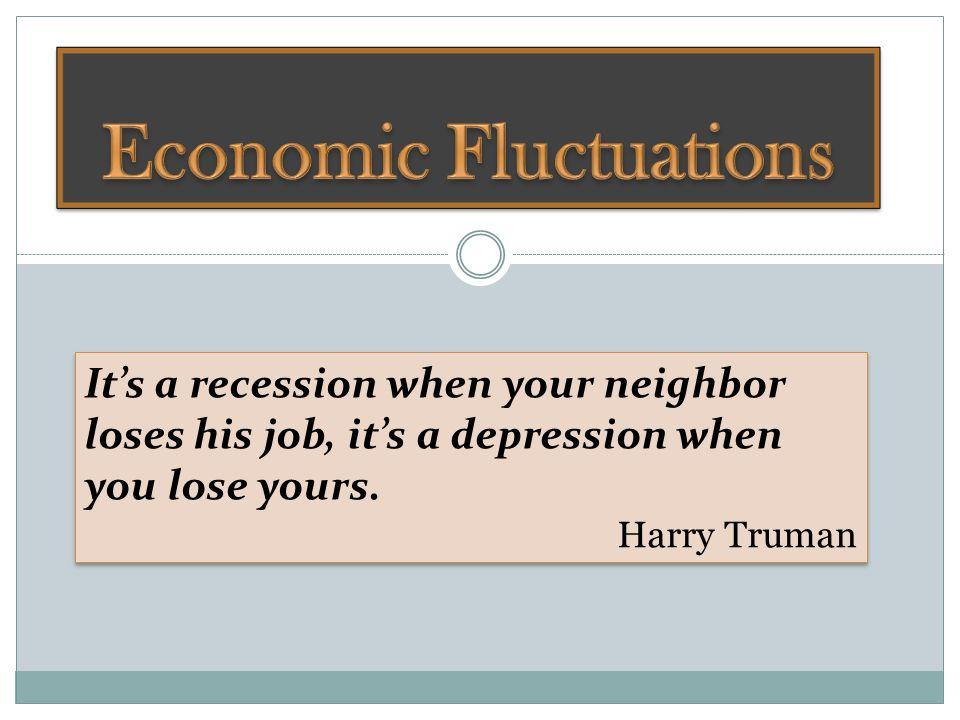 Economic Fluctuation Part 2 Aggregate Supply