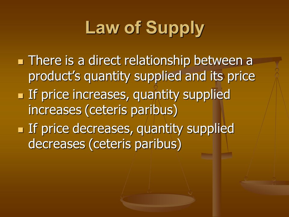 The Immediate Run Period where businesses in an industry can make no changes in the resources they use (labour, capital, natural) Period where businesses in an industry can make no changes in the resources they use (labour, capital, natural) In the immediate run, supply is perfectly inelastic In the immediate run, supply is perfectly inelastic Fig.