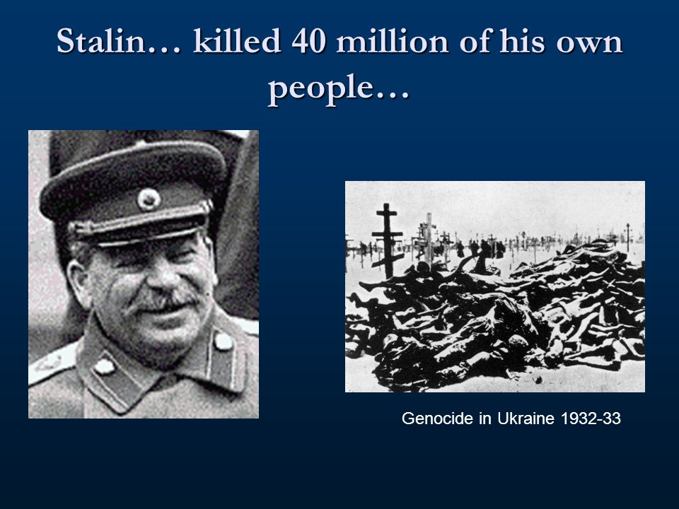 World History Studies B.8.5-1 Stalin as Leader of all People