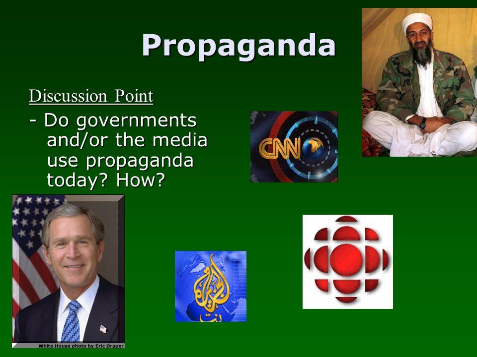 Nazi Propaganda What is propaganda. What is propaganda.
