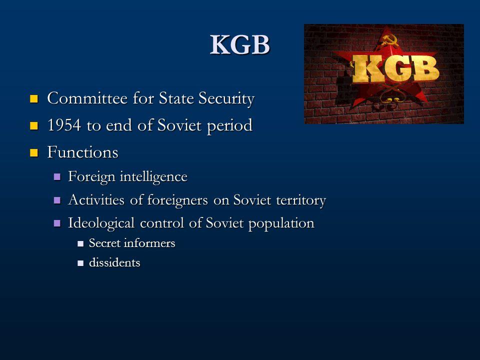 The Great Terror 1934--assasination of Kirov 1934--assasination of Kirov Purge of the Leningrad Party Purge of the Leningrad Party Yezhov 1936-38 Yezh