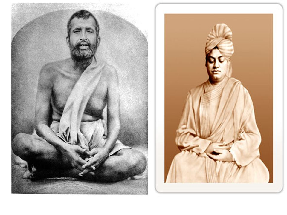 Narendra s meeting with Ramakrishna in November 1881 proved to be a turning point in Narendra s life