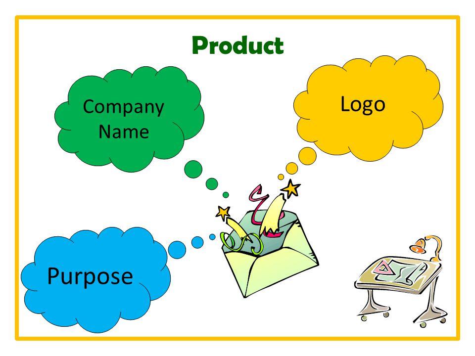 Product Logo Company Name Purpose