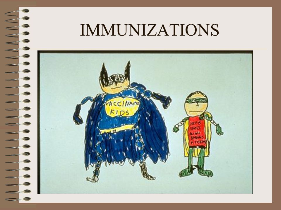 SPECIAL HOSTS IMMUNOCOMPROMISED Live vaccines are contraindicated Inactivated vaccines given per schedule
