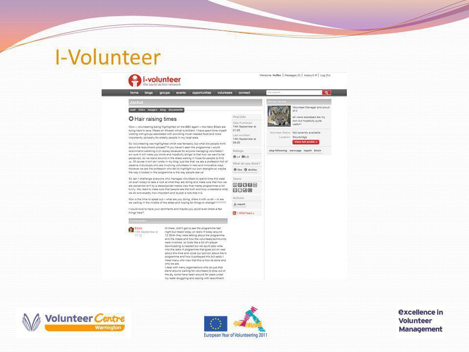 © I-Volunteer