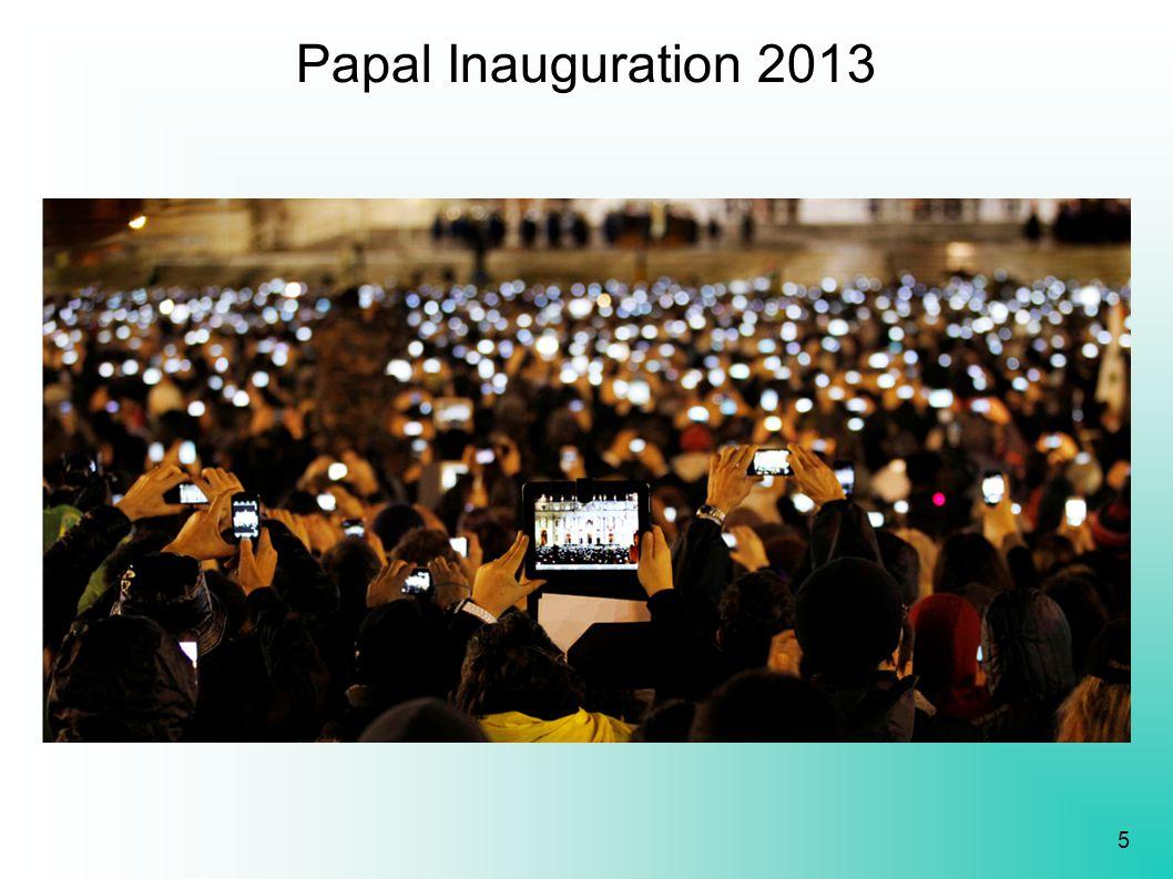 5 Papal Inauguration 2013