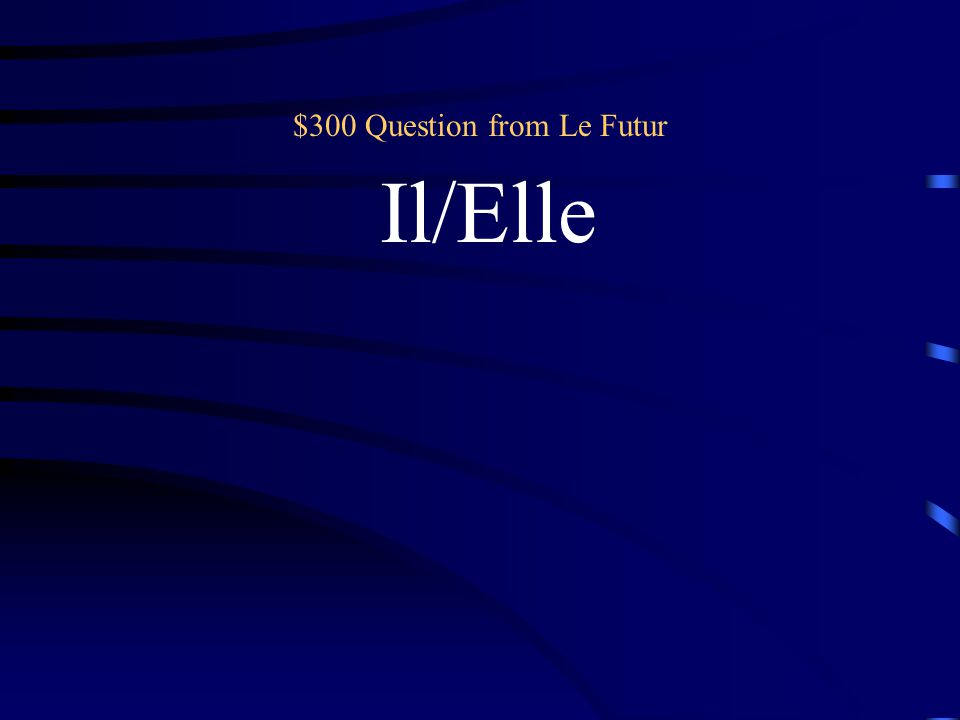 $400 Answer from Etape 2 L'Hôtel de Ville
