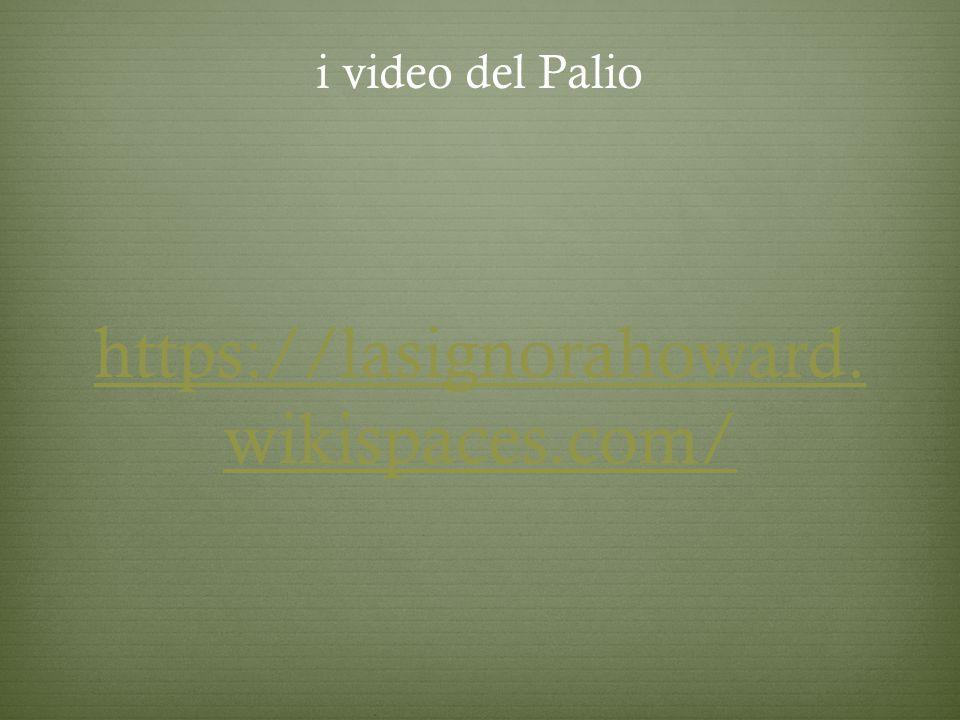 Palio- Key Terms  Contrada – Zone/neighborhood in Siena, Italy.