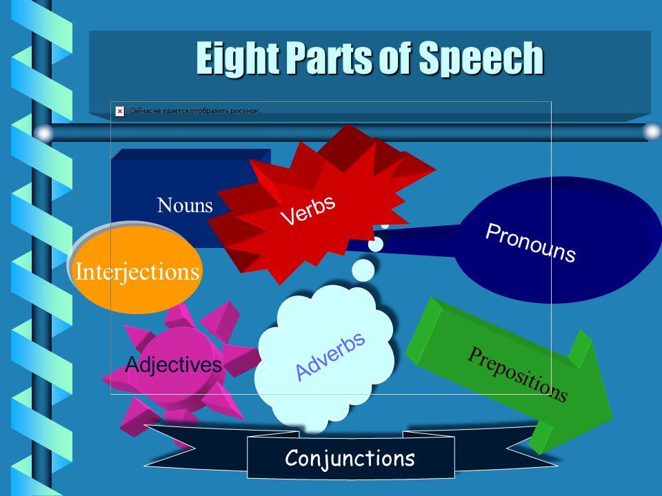 © Capital Community College English Grammar Parts of Speech