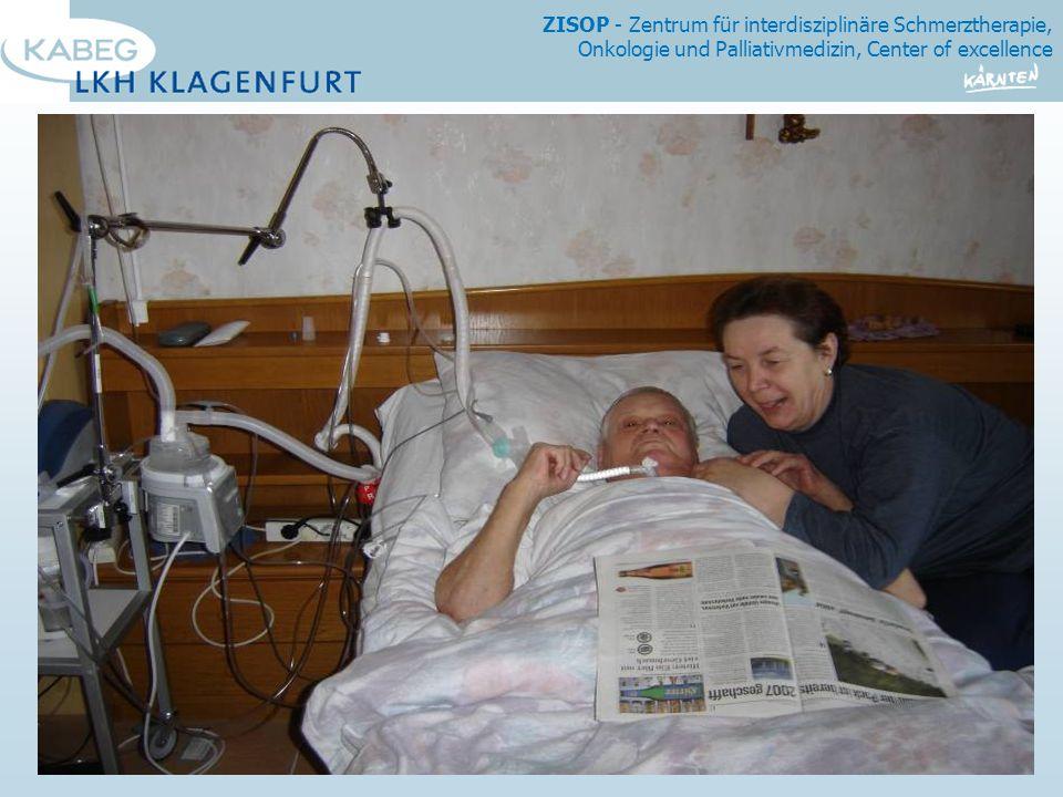 ZISOP - Zentrum für interdisziplinäre Schmerztherapie, Onkologie und Palliativmedizin, Center of excellence
