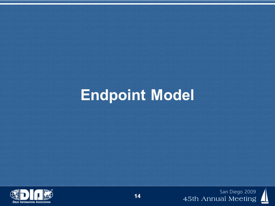 14 Endpoint Model