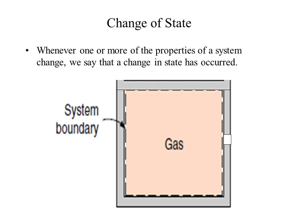State Postulate The state postulate for a simple, pure substance states that the equilibrium state can be determined by specifying any two independent intensive properties.