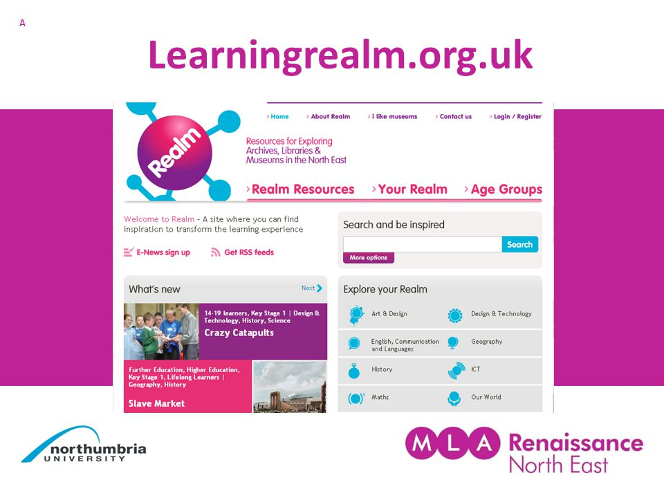 Learningrealm.org.uk A