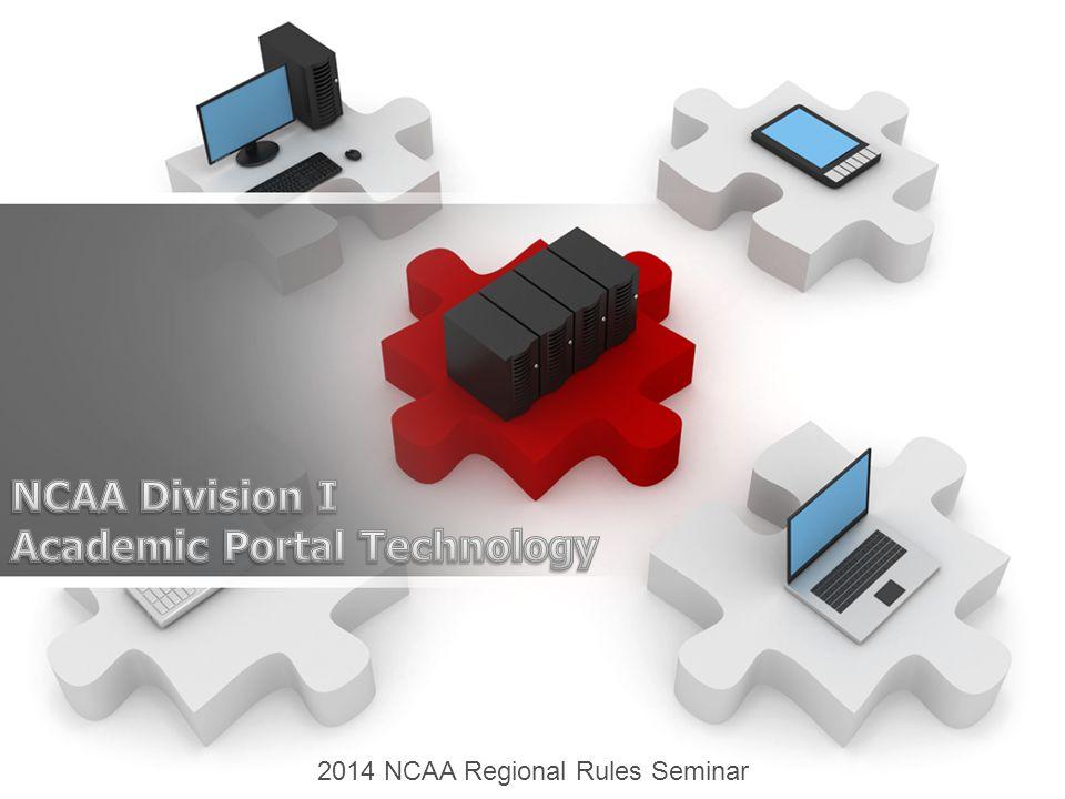 2014 NCAA Regional Rules Seminar