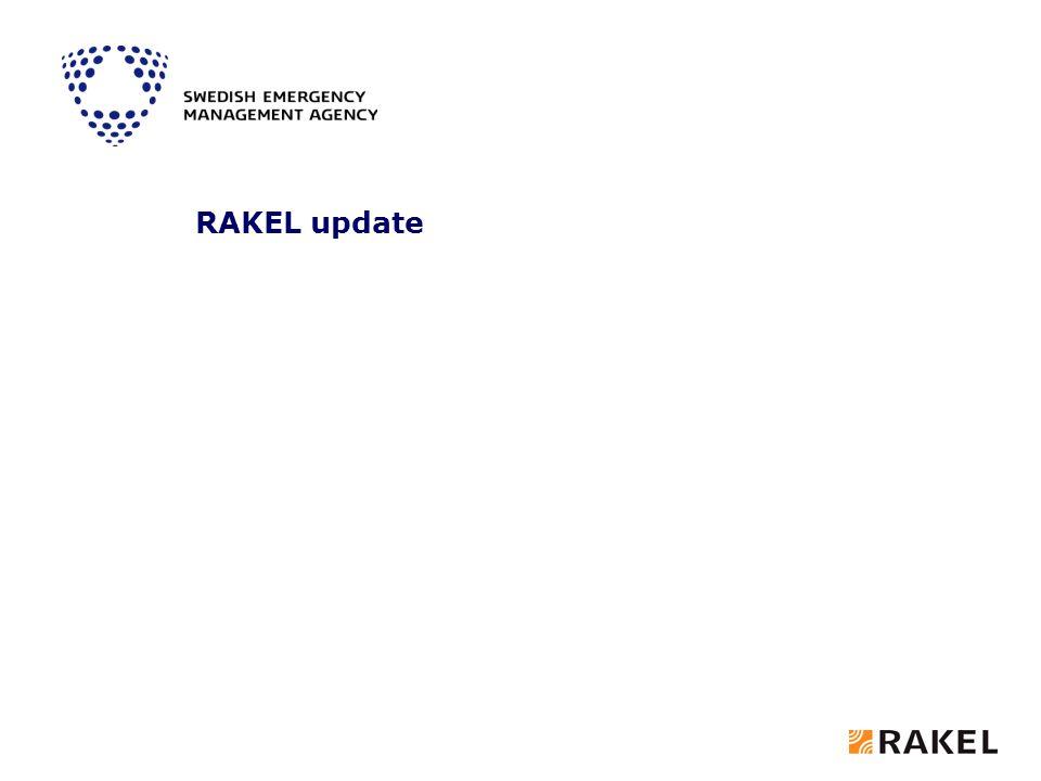 RAKEL update