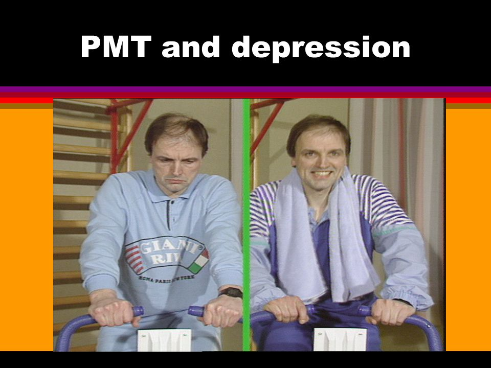 PMT and depression
