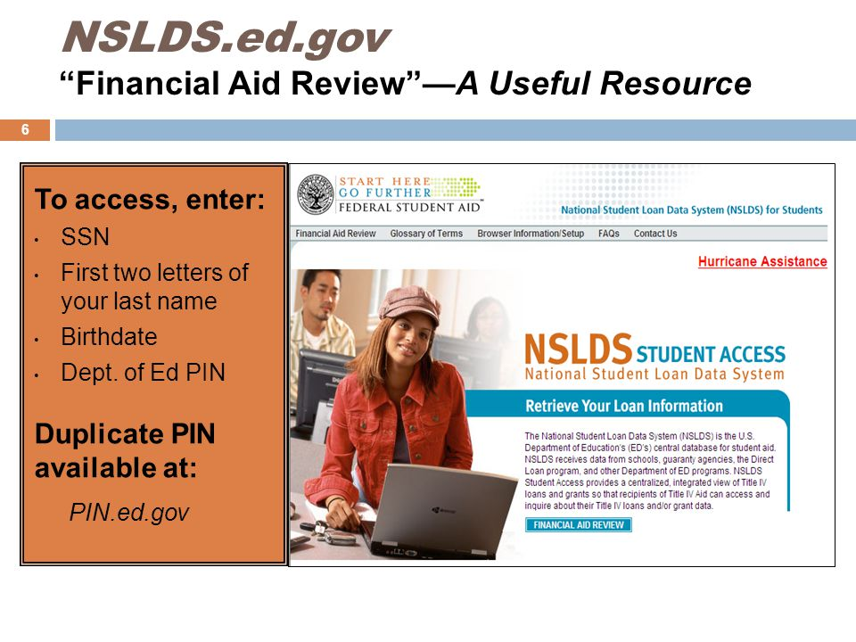 Loan Summary Screen A. Type of Loan – Is it a Direct loan.