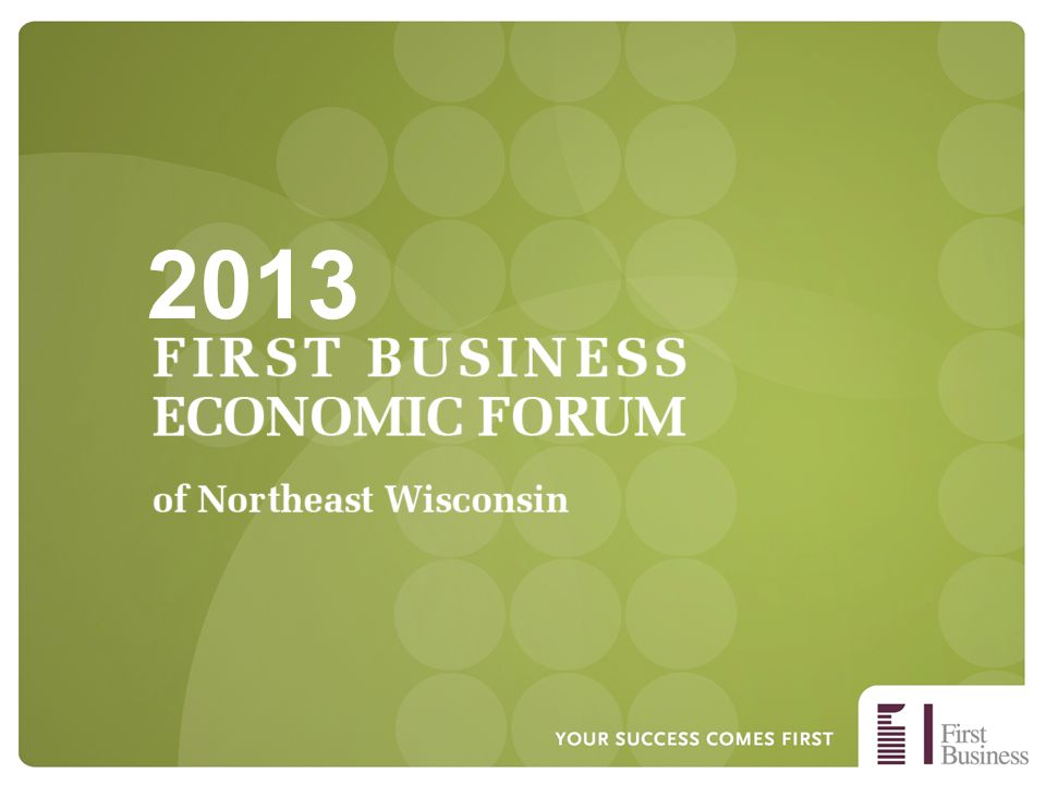 42 Survey Background Survey sent to all Northeast Wisconsin businesses with one or more employees; 7,120 sent Those targeted: Owner, President, CEO, CFO 382 valid responses; 5.37% response rate Heavily represented by small businesses (<100 employees) Segmented by business type, markets served, types of customers 16% of respondents were engaged in manufacturing Questions on eight economic indicators Quantitative and qualitative responses Margin of error.05 with 95% confidence level