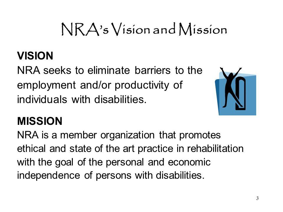 14 NRA Membership by Region