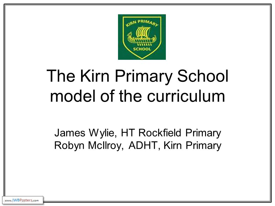 Overview 1.Rationale for the introduction of the upper school model in 2010 2.How it works in practice 3.Self-evaluation and views of staff, pupils, parents 4.Outcome of the self-evaluation 5.Tips for success