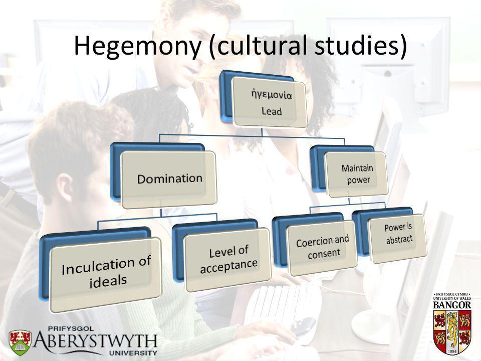 Hegemony (cultural studies)