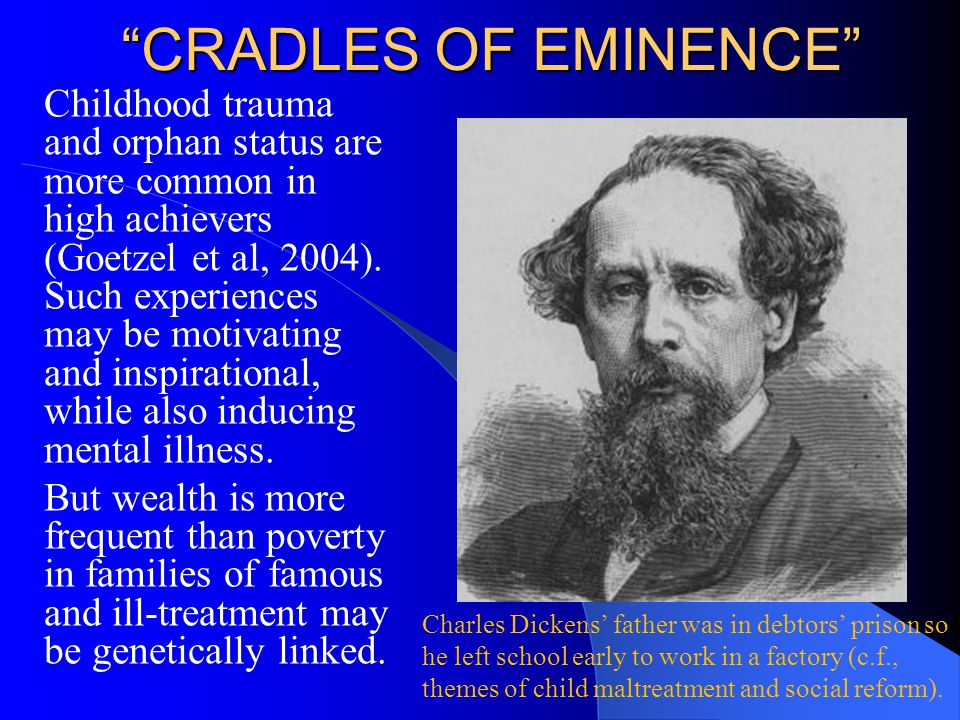 BIZARRE & GRANDIOSE Certain traits and thought processes are shared by genius and madman.