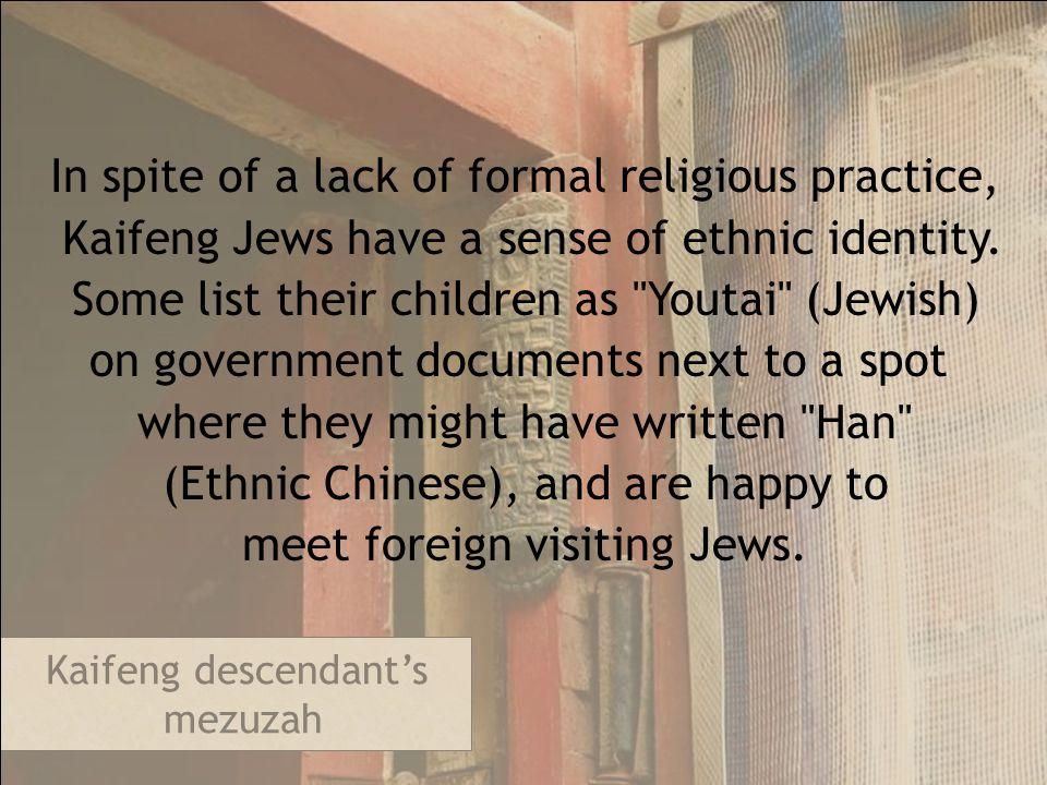 Kaifeng Jewish descendant's kitchen