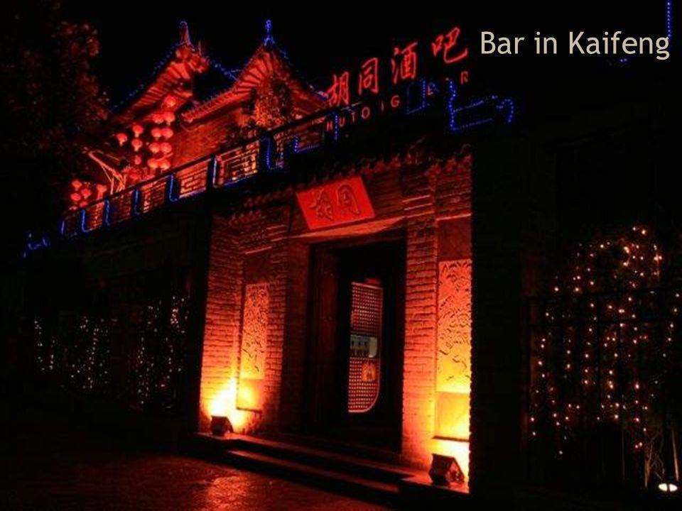 Modern Kaifeng