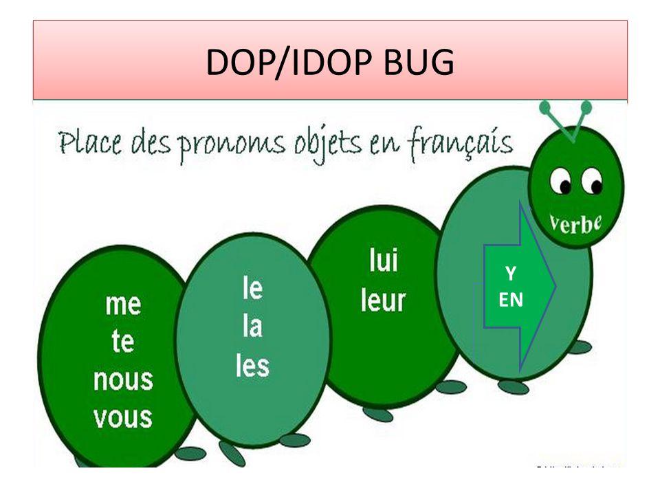 DOP/IDOP BUG Y EN