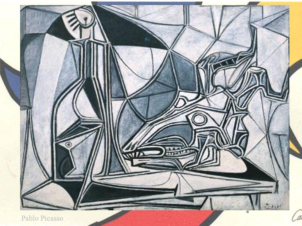 4 Pablo Picasso