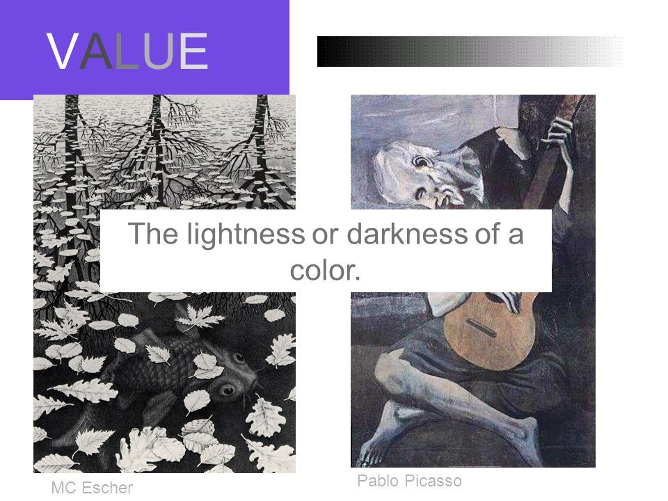 MOVEMENT The way the human eye travels through an artwork. Marcel Duchamp