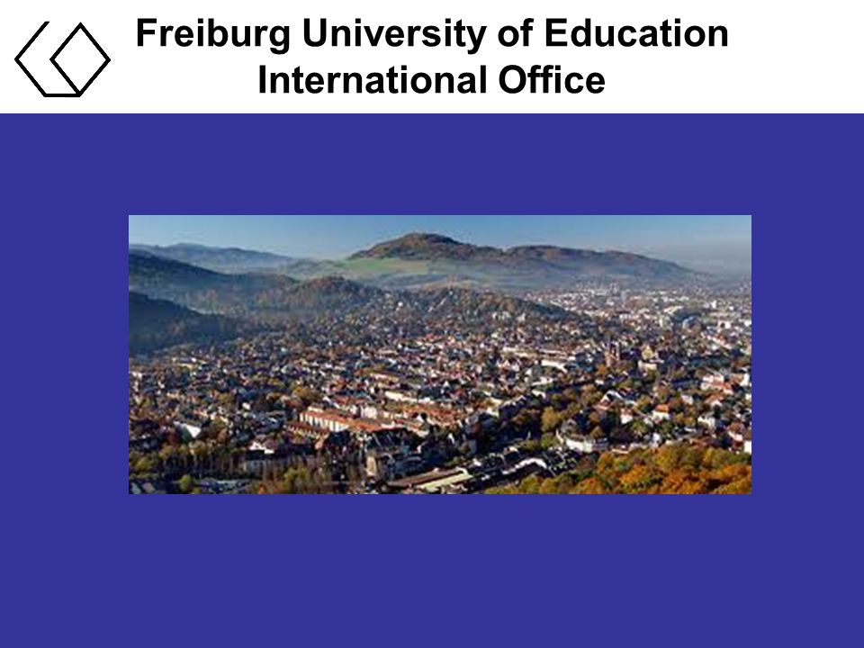 Freiburg University of Education International Office
