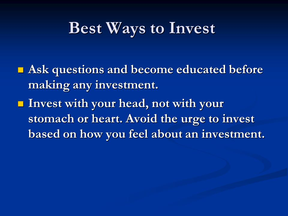 Investing in Your Future Asset allocation is ongoing Asset allocation is ongoing Diversification Diversification Life circumstances Life circumstances Investment goals, timeframe and tolerance Investment goals, timeframe and tolerance