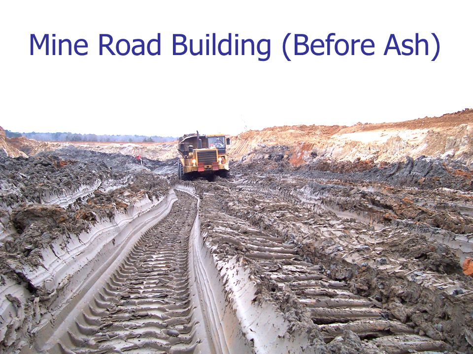 Mine Road Building (Before Ash)