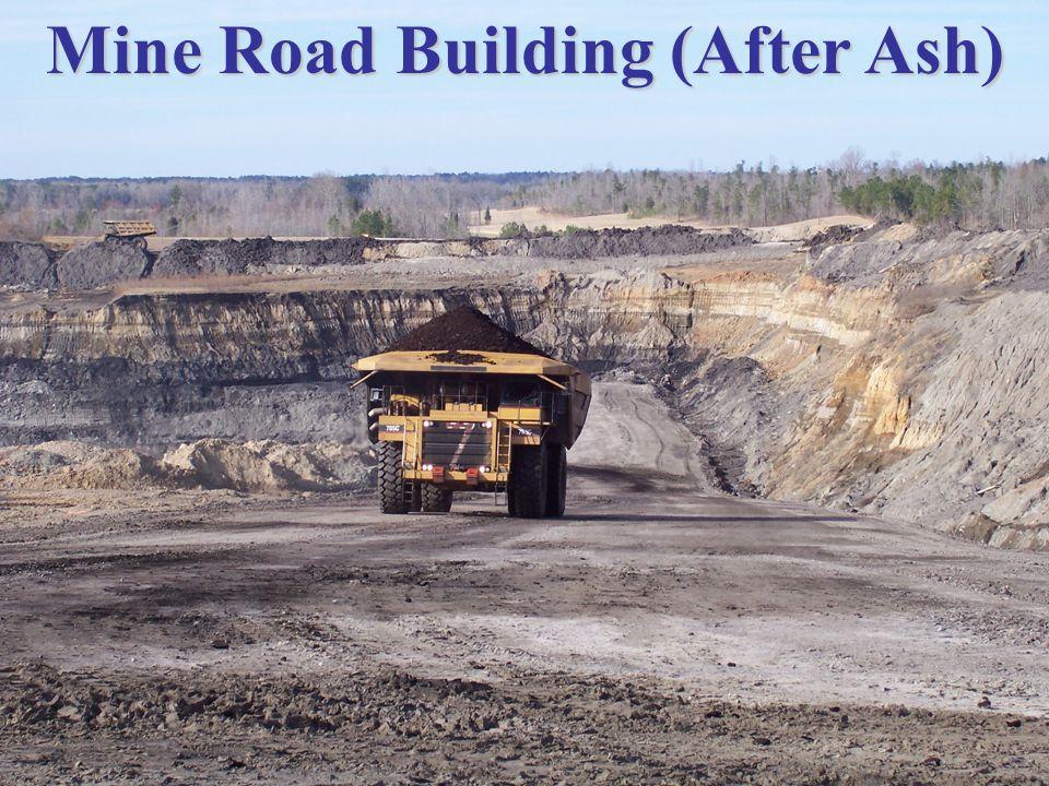 Mine Road Building (After Ash)
