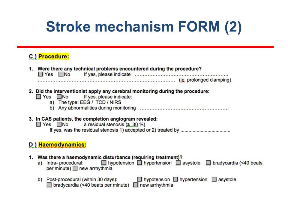 Stroke mechanism FORM (2)