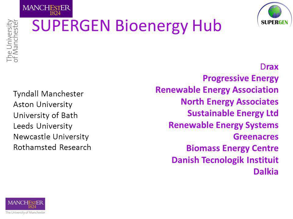 3. Specifics of future UK biomass resource