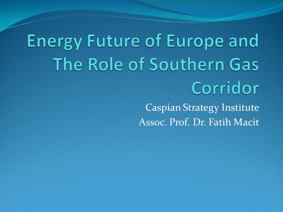 Caspian Strategy Institute Assoc. Prof. Dr. Fatih Macit