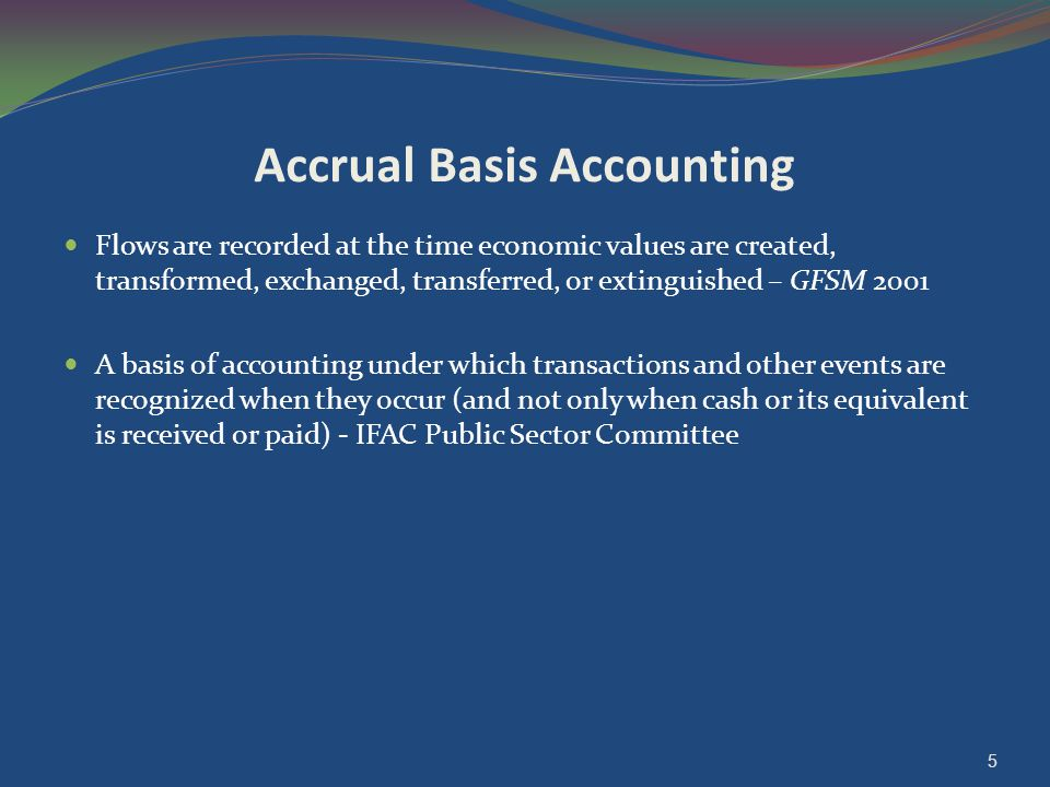 Cash Basis: Cash Flow Statement  Part 1 Cash flows from operating activities Receipts Taxes.........