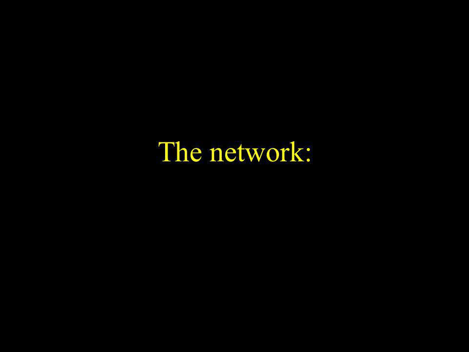 The network: