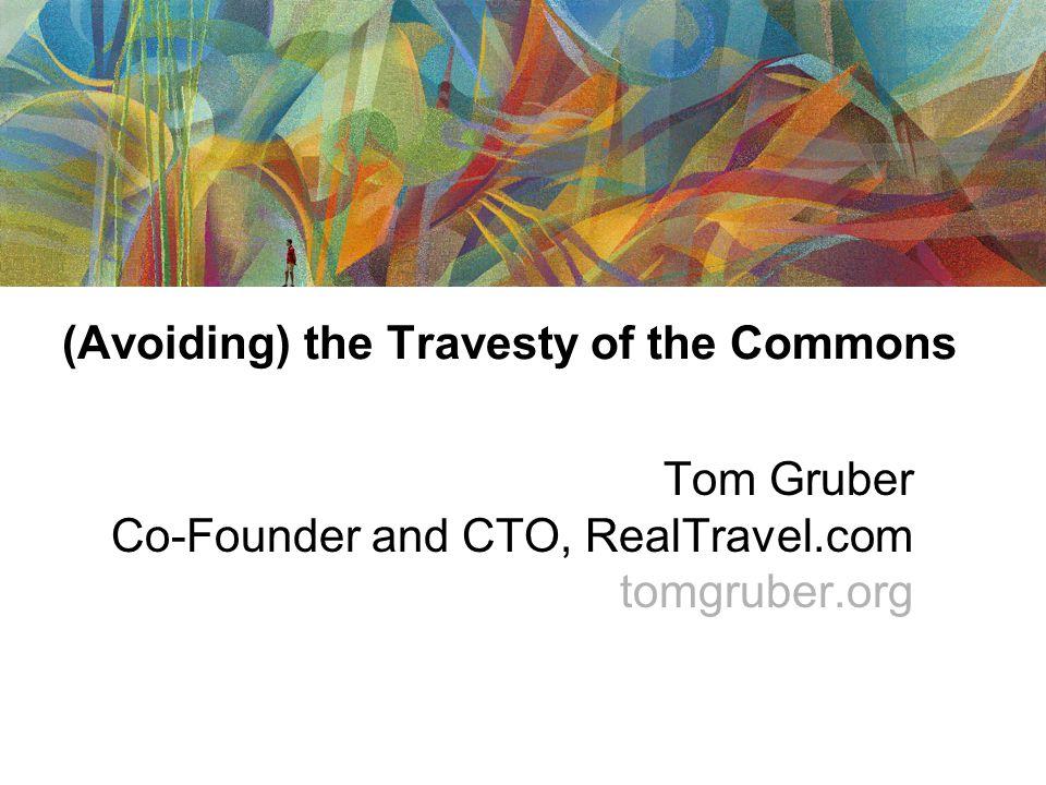 Thank You Tom Gruber tom@realtravel.com RealTravel.com tomgruber.org