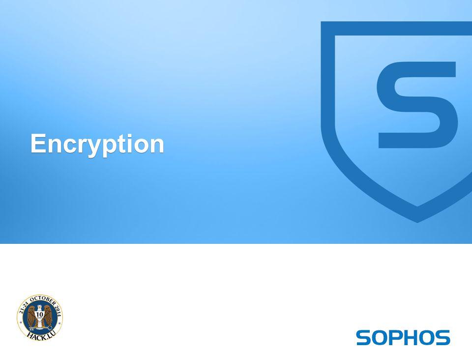 23 Encryption