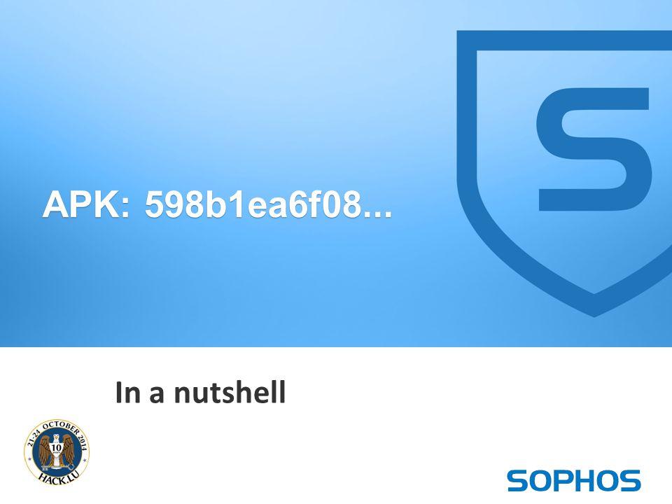 35 Inside Spying – Attila MAROSI - SOPHOSLABS Your own FinSpy server In server side you need: 4 byte key, IMEI FinSpy - LootServer [*] Created by Attila Marosi (SophosLab) [*] Version 0.4 [*] TCP Port: 81 [*] AES sub-key: 008F994A [*] Device ID: 352961043496238 Connected with 178.xxx.xxx.xxx:58245 Client MSG: 10000000600186002efd9d[...]78000000905bfe00c8c7d98747[...] MobileTgUID: 352961043496238 MobileTgComm: MobileTgUID: 352961043496238 Type: 00840190 EncryptedContent: ClientConfig: 421and/352961043496238/216306121433199/216/30/13143284/1200/ 47.XXXXXX/19.XXXXXXX/ }xPX@/353./fin_server.py 81 008F994A 352961043496238