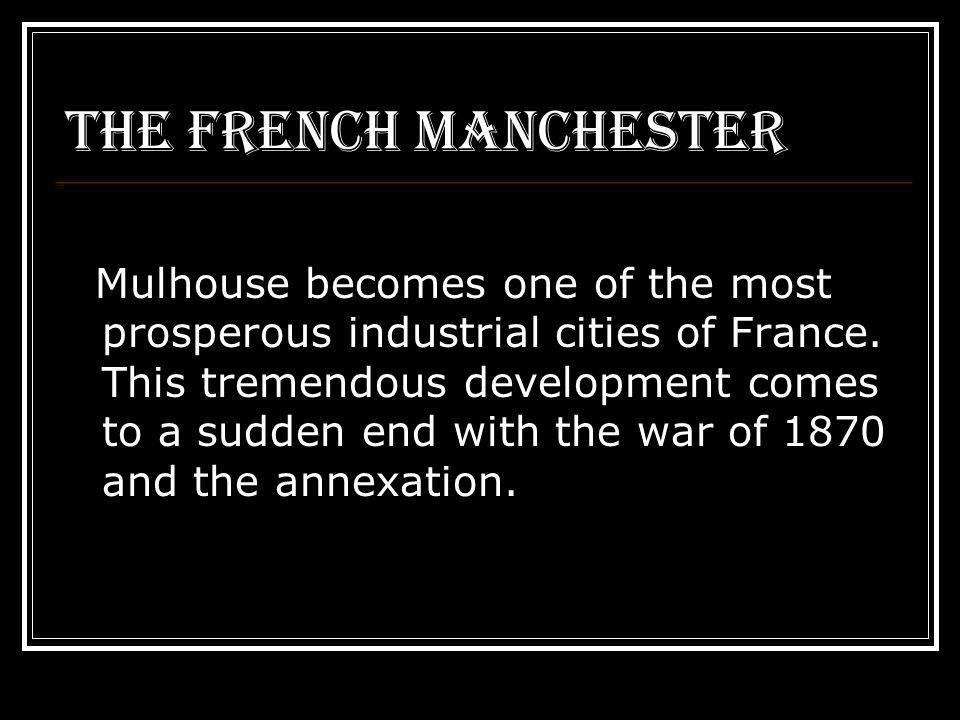 Liberation of Mulhouse On November 20th and 21st, 1944, Mulhouse is freed from the yoke of the German army.