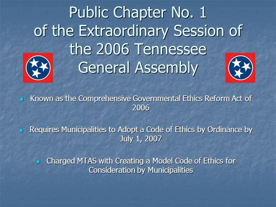 Public Chapter No.