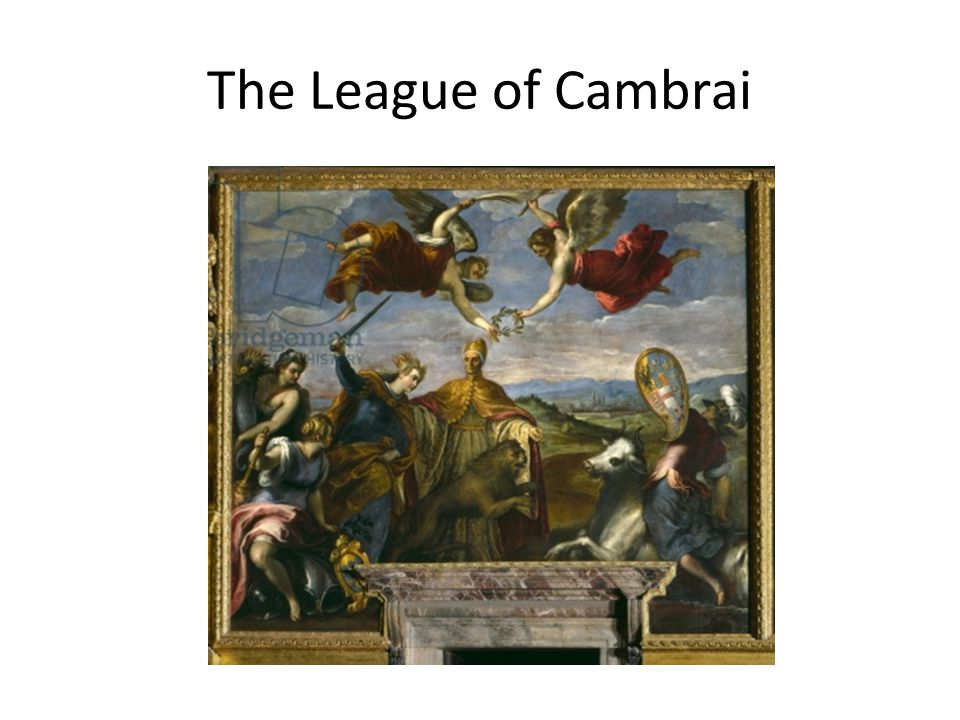The League of Cambrai