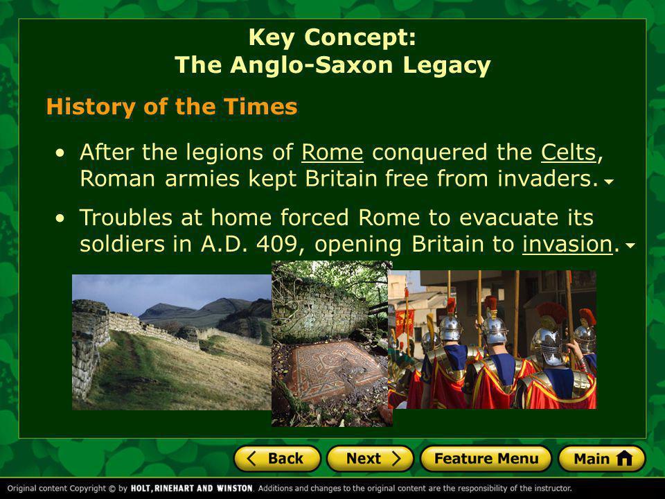 55 B.C.Hadrian's Wall Romans evacuate their troops.
