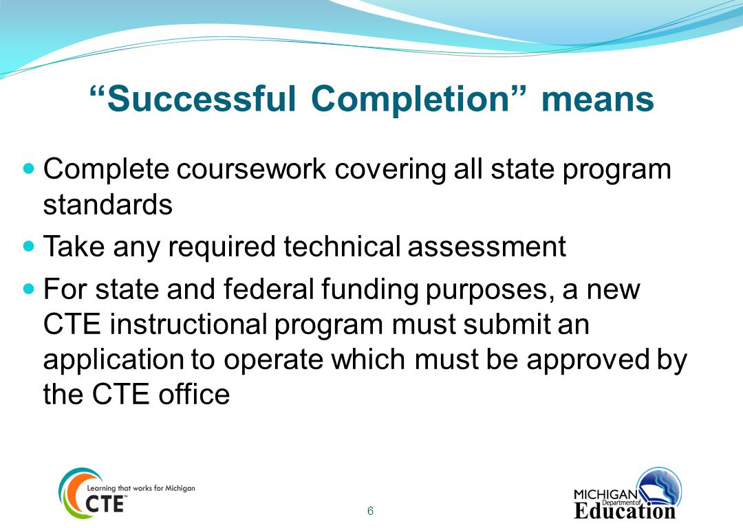 Program Advisory Committee Purpose Provide input on facilities and equipment needs Advise on appropriate curriculum Provide opportunities for work-based learning Facilitate staff development (workplace connections) Provide opportunities for job shadowing, industry-related field trips, and guest speakers Participate in program review and revision 17