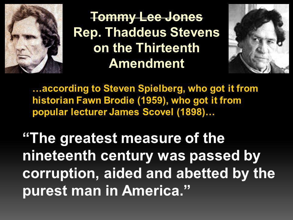 Tommy Lee Jones Rep.