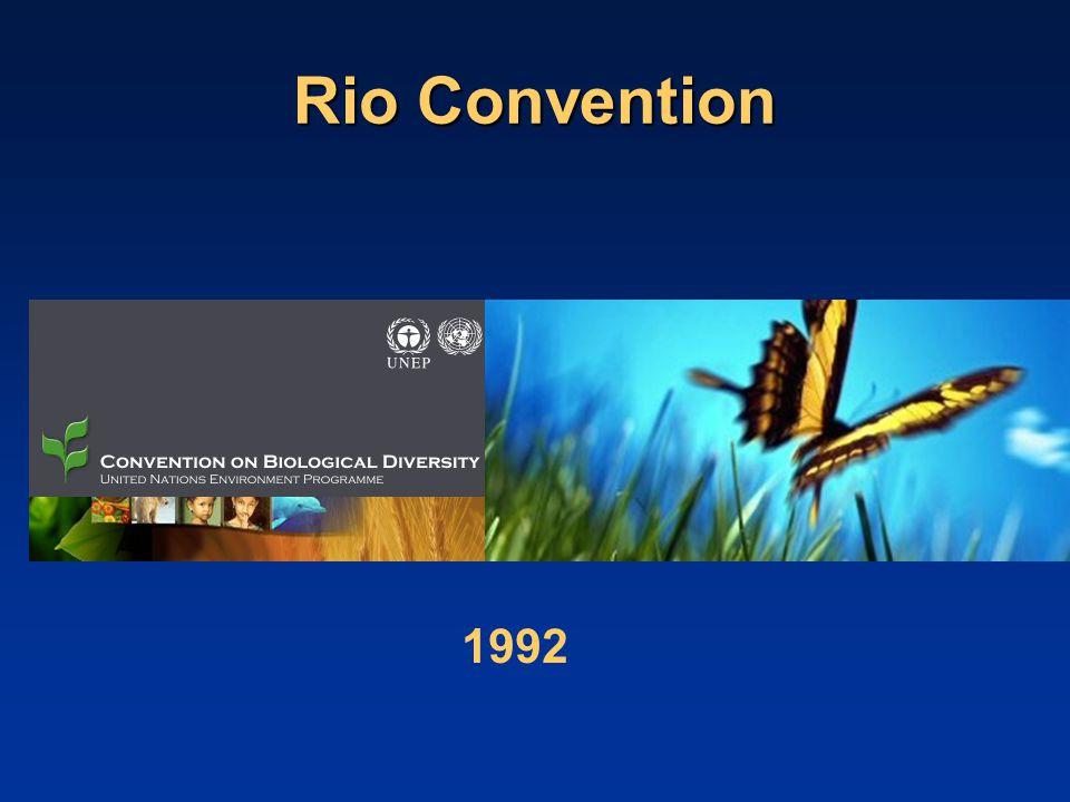 Rio Convention 1992